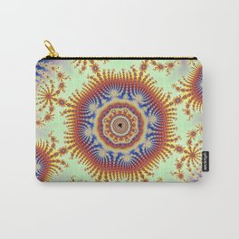 Fractal Octagon Carry-All Pouch