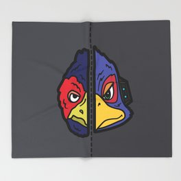 Old & New Falco Lombardi Throw Blanket
