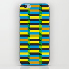 Cinetism and visual effect iPhone Skin
