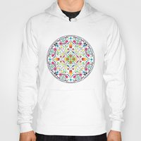 circle Hoodies featuring Circle by Liz Slome