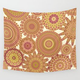 Millefiori Karma-Canyon colorway Wall Tapestry
