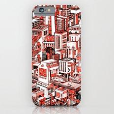 City Machine iPhone 6s Slim Case