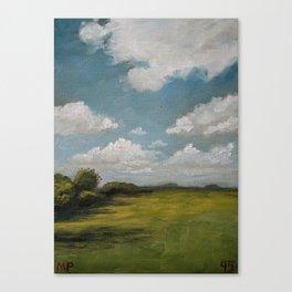 Ireland 45/100 Canvas Print