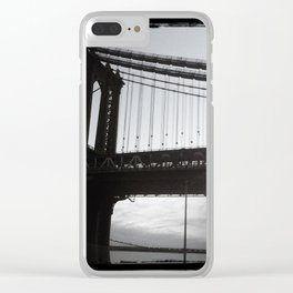Life In My Big Bad Apple (Pt 16) Clear iPhone Case