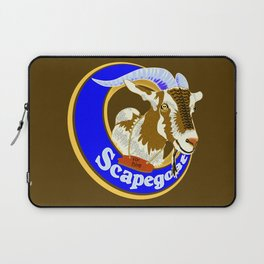 Scapegoat for Hire Laptop Sleeve
