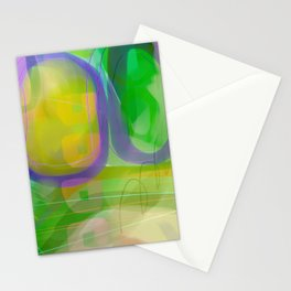Crop Circles Stationery Cards