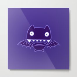 cutie monster_07 Metal Print