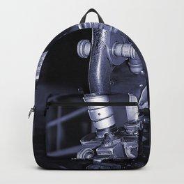 Old Microscope Backpack