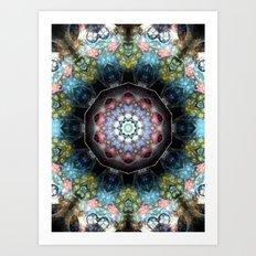 Abstract 66 Art Print