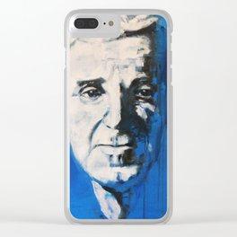 Tant de Larmes et de Sourires Autour de Toi, toi... Clear iPhone Case