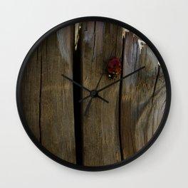 Little Lady Wall Clock