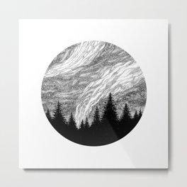 SPACE I Metal Print