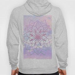 Star Mandala Unicorn Pastel Clouds #1 #decor #art #society6 Hoody