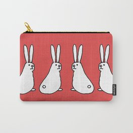 Usagi Rabbits Carry-All Pouch