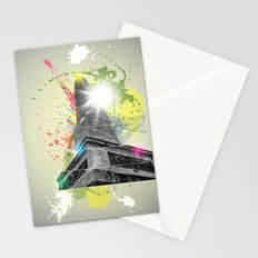 Wellington Monument Abstract Stationery Cards