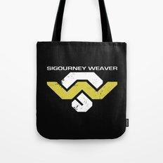 Sig Weav Tote Bag