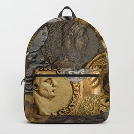 Ancient Coins 1 Backpack