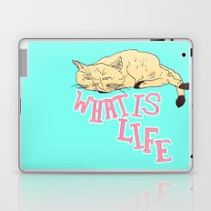 What Is Life Laptop & iPad Skin