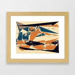 Tobacco Dock Framed Art Print