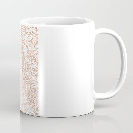 These Lines [We Draw] Mug