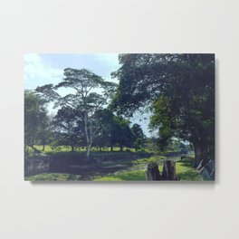 Ampang Suburban Beauty Metal Print
