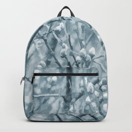 Springtime Pussy Willows Backpack