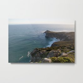 Cape Point Metal Print