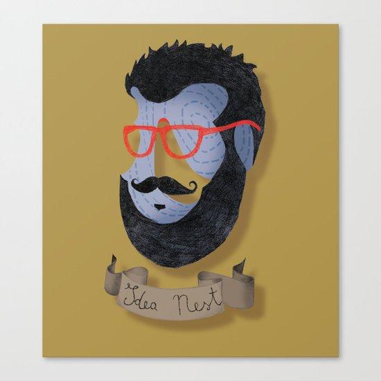 IDEA NEST Canvas Print