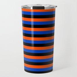 Color Stripe _001 Travel Mug
