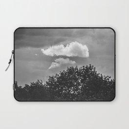 Silver Cloud Laptop Sleeve