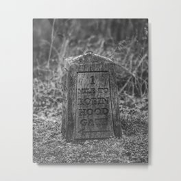 Milestone Metal Print