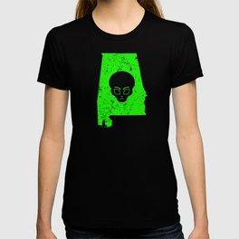 UFO Experience Investigator UFO Alabama T-shirt