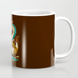 SPIRITED CREST Coffee Mug