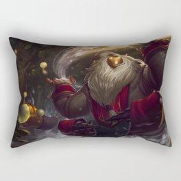 Classic Bard League Of Legends Rectangular Pillow