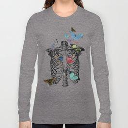 Anatomy 101 - The Thorax Long Sleeve T-shirt