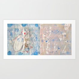 Second spring for One Art Print