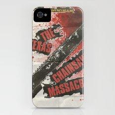 Texas Chainsaw Massacre iPhone (4, 4s) Slim Case