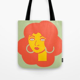 Polly Primrose Tote Bag