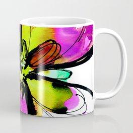 Ecstasy Bloom No.17e by Kathy Morton Stanion Coffee Mug