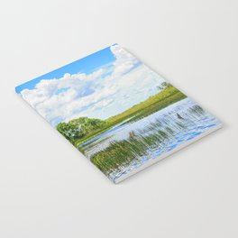 Everglades Reflections Notebook
