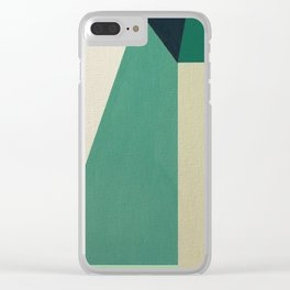 Back to Sail 1 Clear iPhone Case
