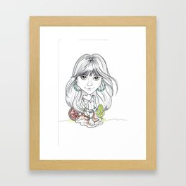 When Will I Be Loved Framed Art Print