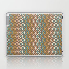 Honeycomb IKAT - Cocoa Laptop & iPad Skin