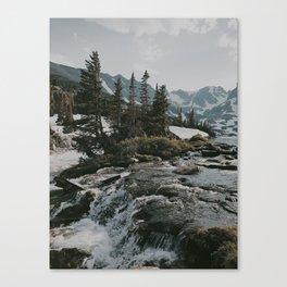 Taken Away Canvas Print