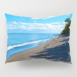 Point Pelee National Park Trails in  Leamington, Ontario, Canada Pillow Sham
