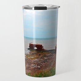 Unique Landmark in PEI Travel Mug