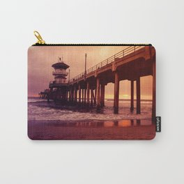 HB Pier, Oct 2013 Carry-All Pouch