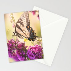 Swallowtail Butterfly Stationery Cards