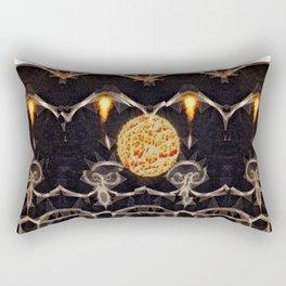 SPACE DANCERS Rectangular Pillow