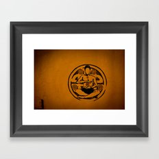 Is It Zen Framed Art Print